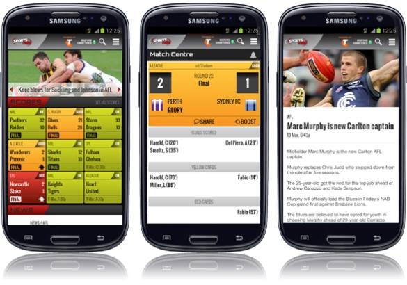 SportsFan-App