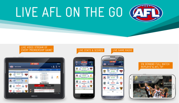 AFL app