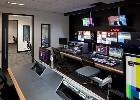 Chief Control Room