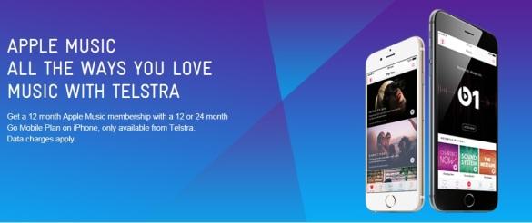 Telstra Apple_Music