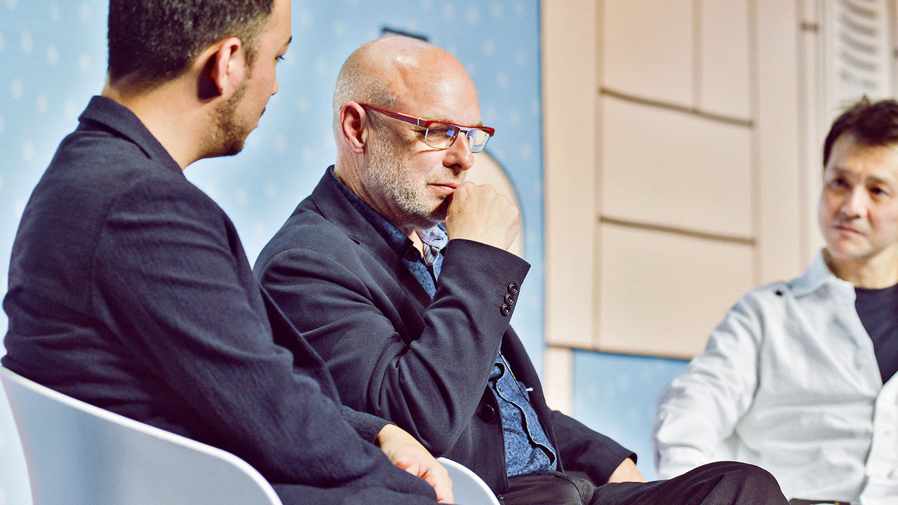 Brian Eno-talks-about-using-artificial-intelligence