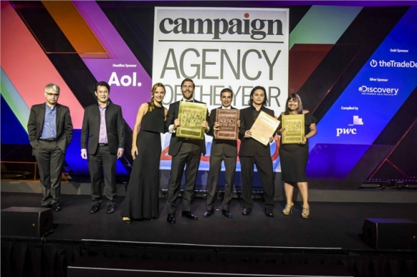Isobar Interactive Agency Network of the Year
