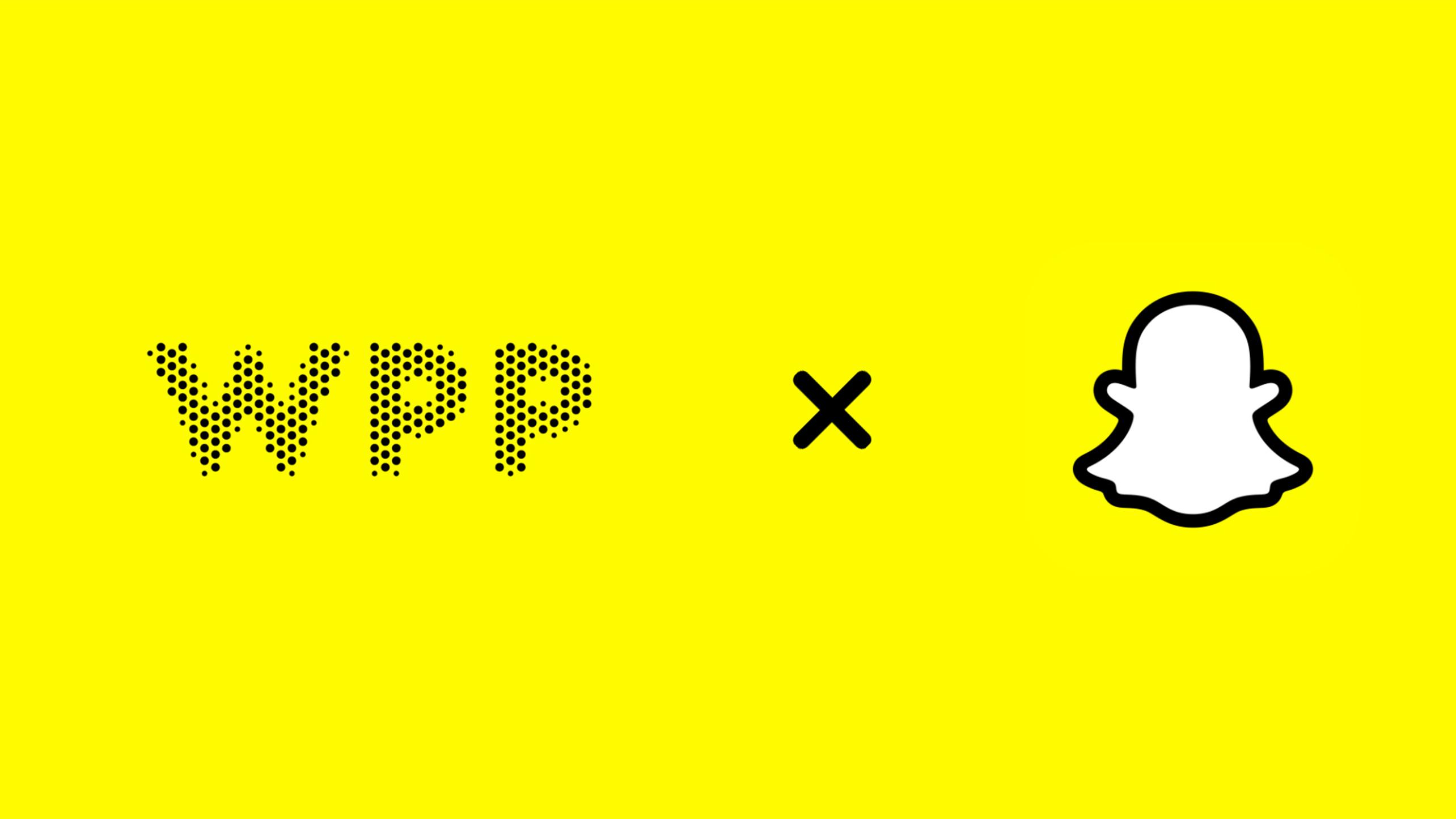 Snap x WPP